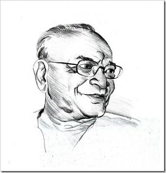 Suresh Dalal - sketch
