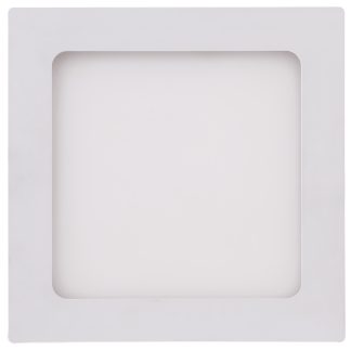 432990, 433003, 434369 Luminária Painel Quadrado de Embutir - 29,5CM - Brilia