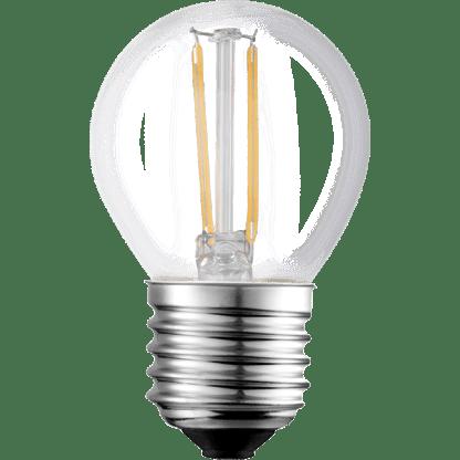 437094 - Míni Globo Filamento 2W - 2700K - 110v- Brilia - LED