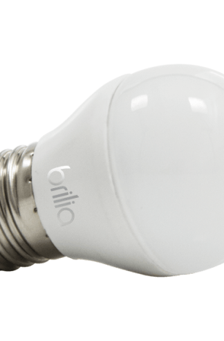 436059 Míni Globo E27 - 2700K - Brilia - LED