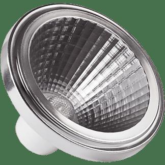 Módulo AR111 LED - 2700K -- Brilia