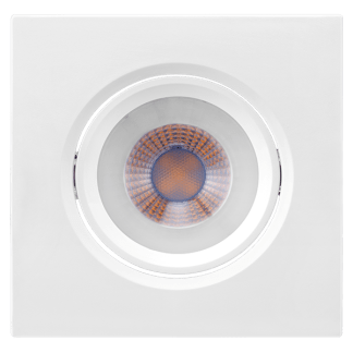 Luminária LED Downlight Orientável MR16 - 4,5W - 2700K/6500K - Brilia