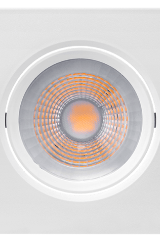 Luminária LED Downlight Orientável PAR20 - 7W - 2700K/6500k - Brilia