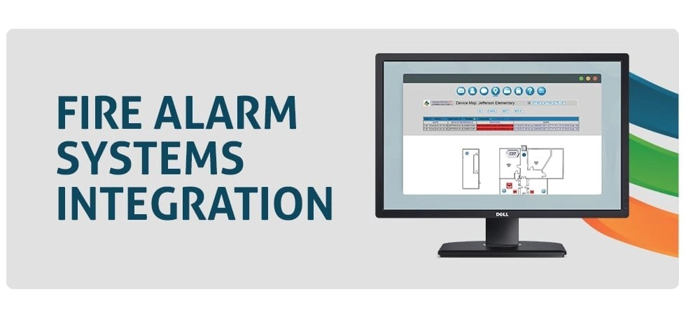 Fire alarm system integration Solution from Layered Solutions
