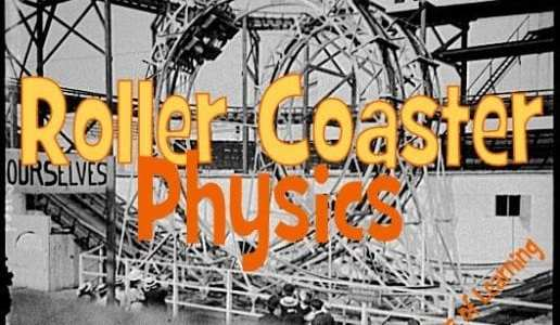 Marble Roller Coaster Physics