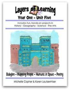 Layers of Learning Unit 1-5