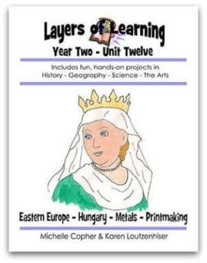 Layers of Learning Unit 2-12
