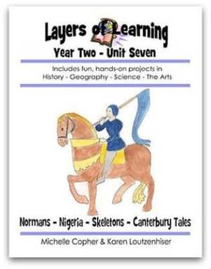 Layers of Learning Unit 2-7