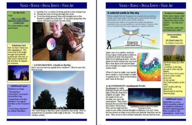 Layers of Learning Homeschool curriculum 2.4