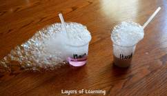 Hard Water Experiment