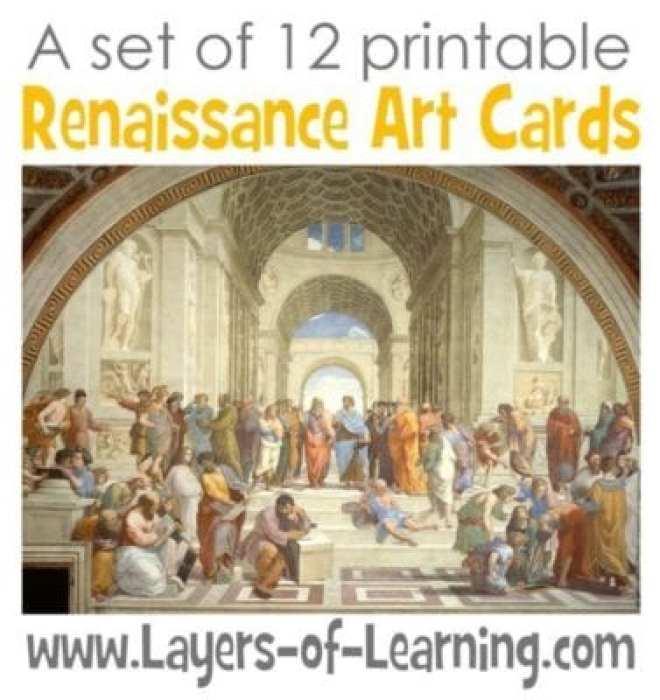 Renaissance-art-cards