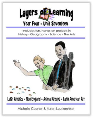 Layers of Learning Unit 4-17 cover