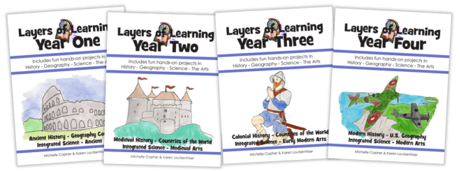 Layers-of-Learning-Four-Years-Covers