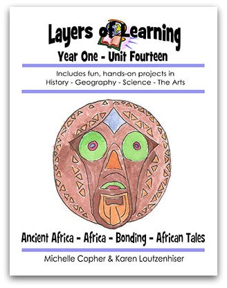 Layers of Learning Unit 1-14 cover