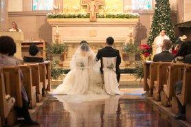 St. Joseph Husband of Mary wedding