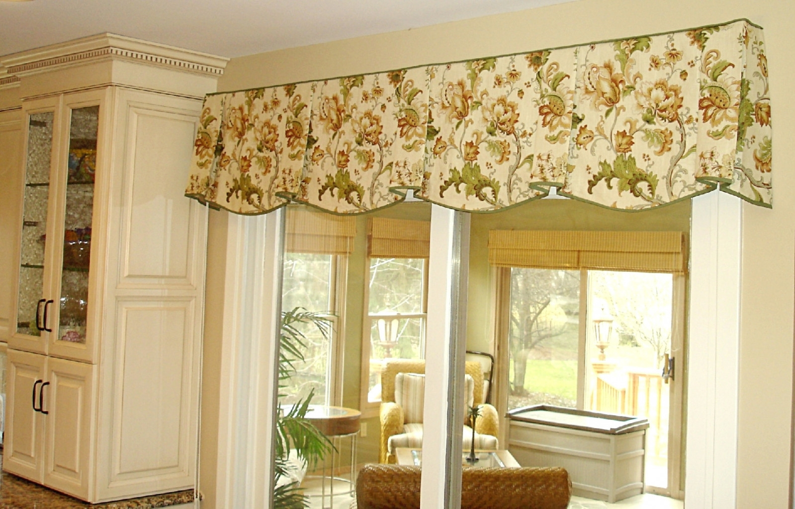 swag curtains for living room curtains