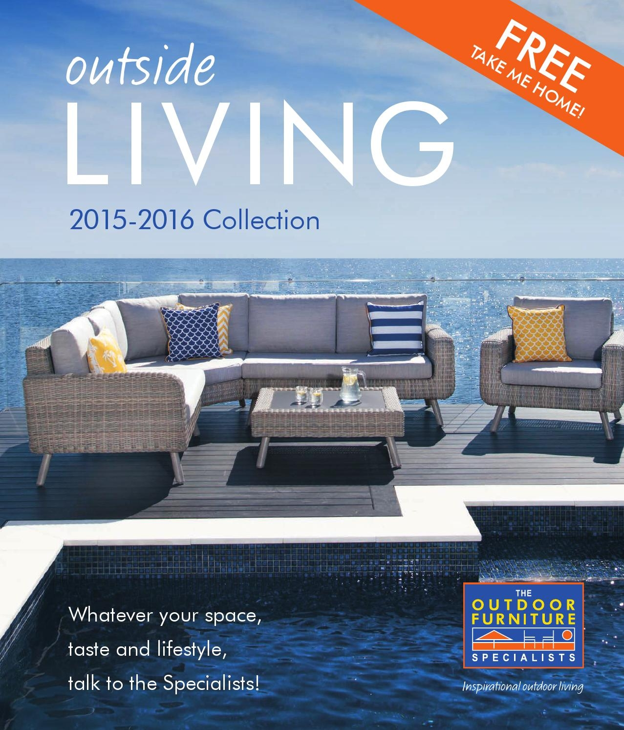 Catalogue 2015 2016 The Outdoor Furniture Specialists Tofs The Layjao