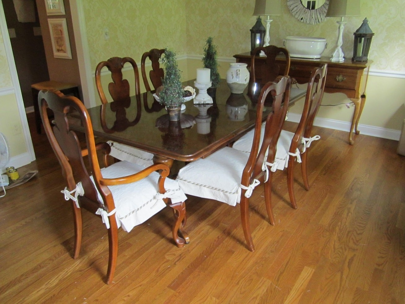 chair extra large dining chair cushions