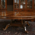 Large Round Dining Table Seats 12 Large Round Dining Table Large Layjao