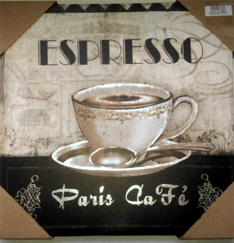Coffee Themed Kitchen Wall Chef Decor Sets Tips To Applications Layjao
