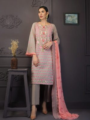Kalyan by ZS Embroidered Lawn Collection KL-2-08
