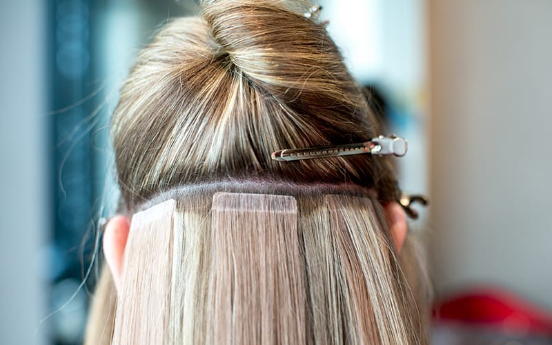 Why Tape In Hair Extensions Are The Best Hair Extensions