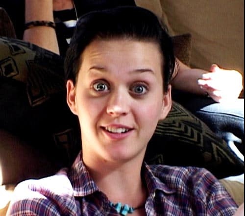 katy perry without makeup good morning