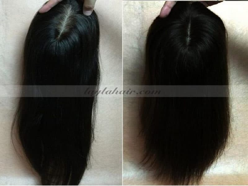 Human Hair Toppers Reviews: Top 6 Must-Have Items 2019