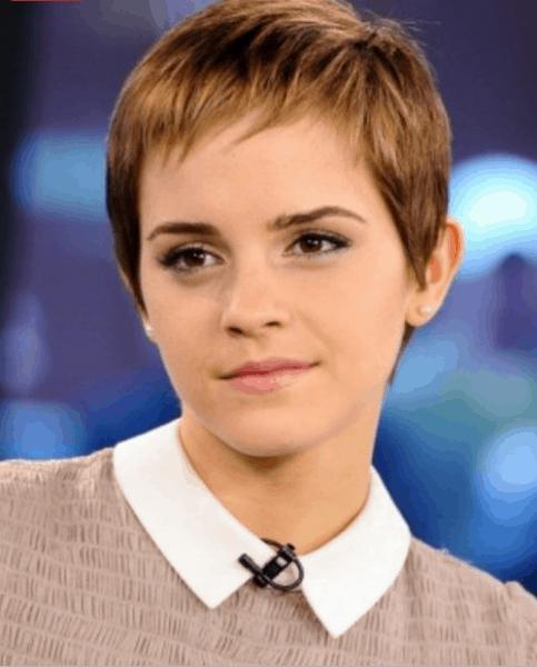 Top 3 stunning Emma Watson hairstyles