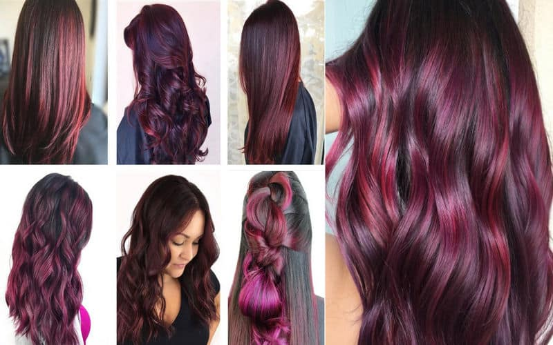 Top 9 Trendy Colors For Virgin Remy Hair Extensions In Winter