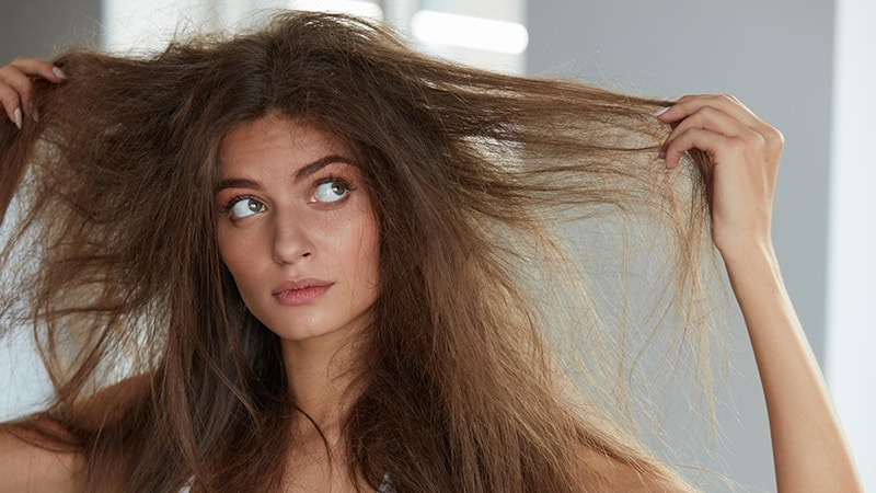 """""""My Hair Extensions Are Dry And Frizzy"""" - Here's A Quick Cure!"""