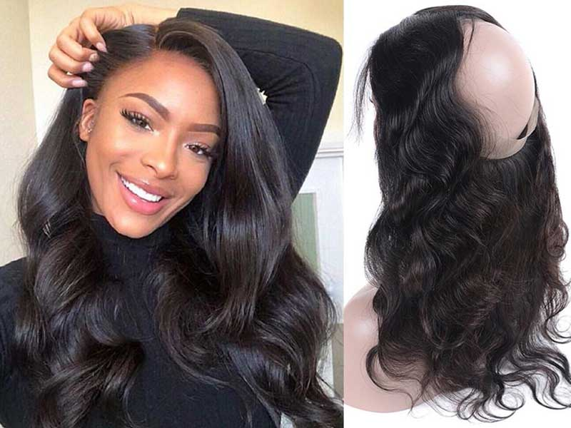 360 Lace Frontal Sew In - An Easy Method That Would Works For All