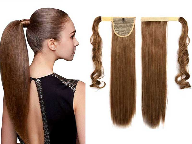 Decode The Secrets Of Ponytail Hair Extensions In Some Few Minutes!
