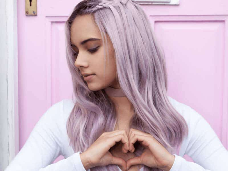 The Wisest Purple Hair Ideas For Different Skin Tones