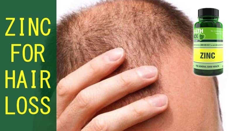 Should We Take Zinc For Hair Loss? Read This First!
