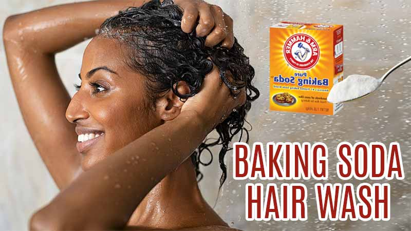 The Ultimate Guide To Baking Soda Hair Wash, According To Hair Experts