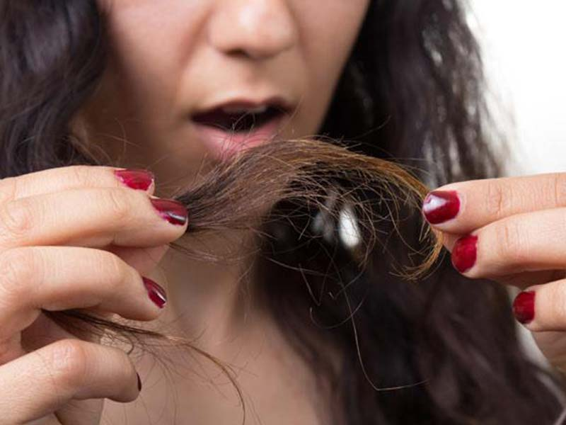 How To Heal Split Ends - The Secrets Of Success