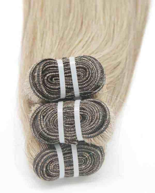 Human Hair Bundles Mixing Colors #60a/4