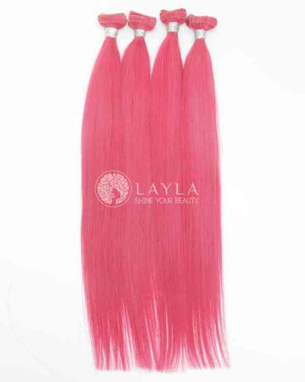 Pink Tape Extensions Double Drawn Quality