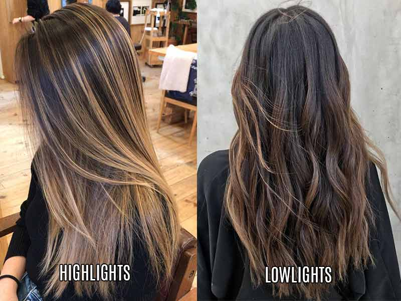 What Are Lowlights? The Secret For Shiny & Gorgeous Hairdo