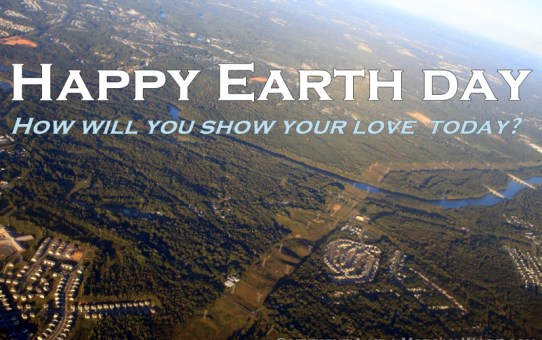 Earth To Humans: Today is Your Holiday