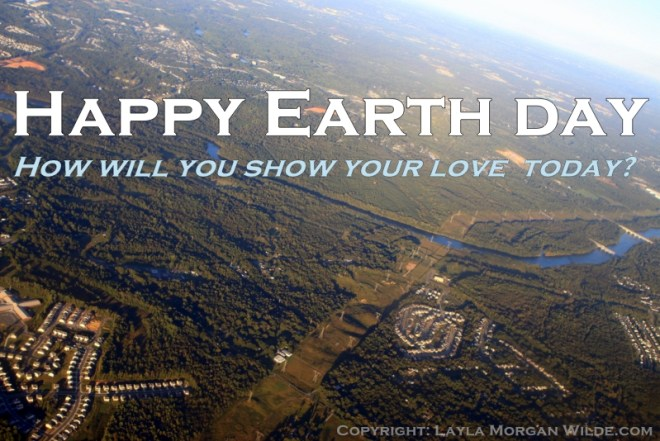 Happy Earth Day quote