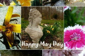 Beltane-may day-quote-flowers-garden muse