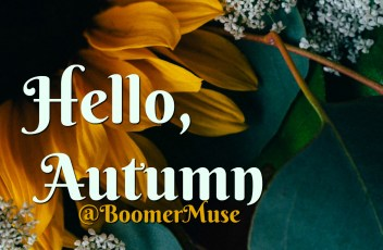 sunflower_Hello_autumn_quote