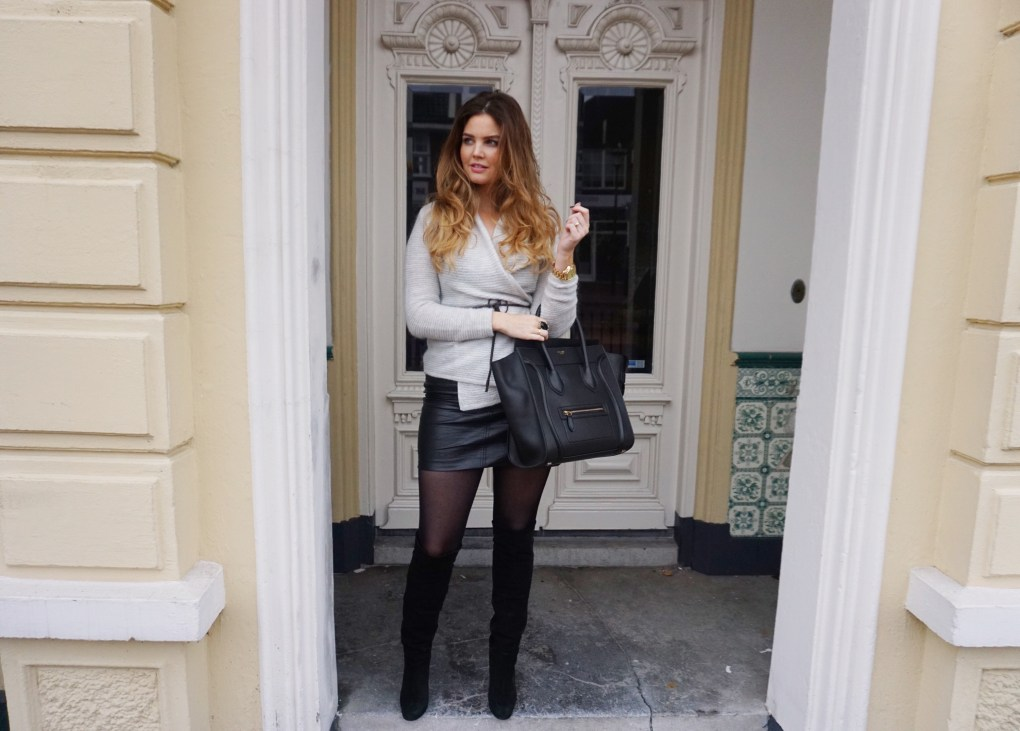 Thigh High Boots Outfit | Layla Rosita, http://laylarosita.com
