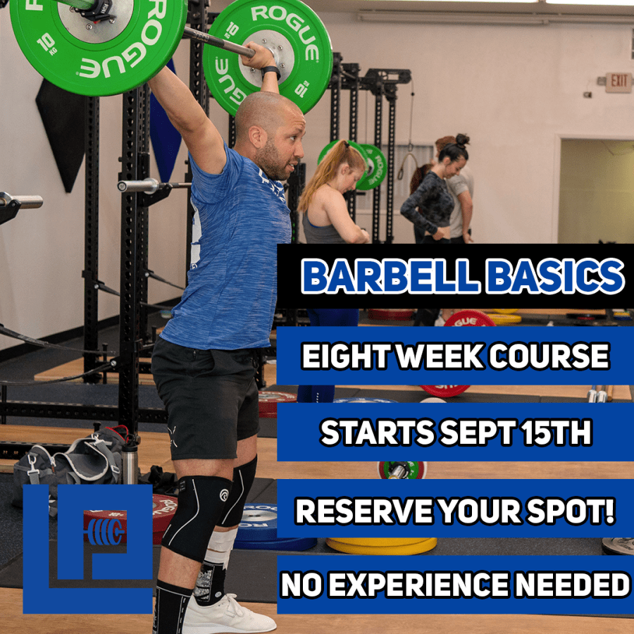 Barbell Basics graphical information