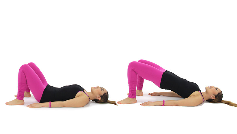 Walk This Way An At Home Pilates Workout To Tone Your