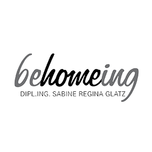 Werbeagentur Layoutriot referenzen: behomeing logo