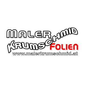 Werbeagentur Layoutriot referenzen: malermeister krumschmid logo