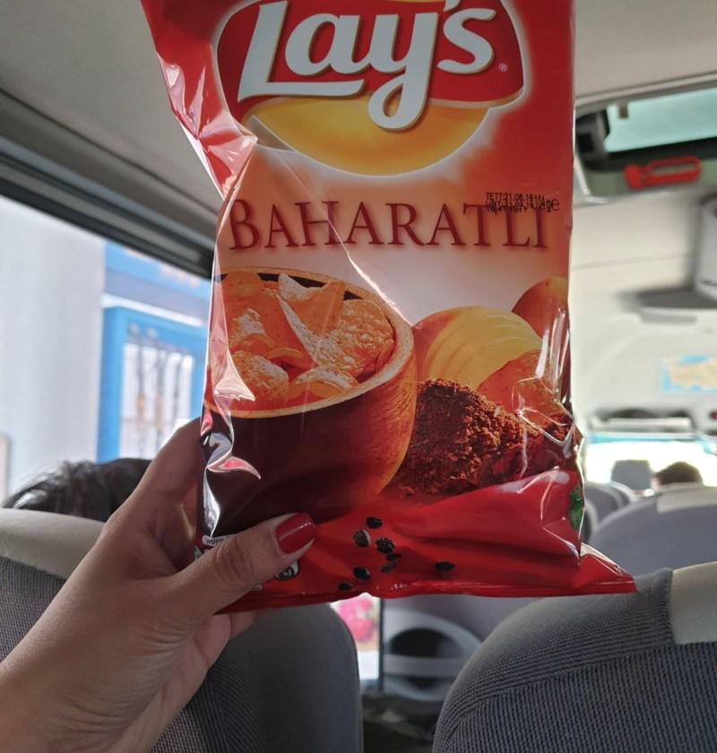 Baharatli flavor